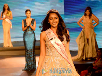 Nushrat Bharucha, Sai Tamhankar, Pooja Hegde, Shreyas talpade and Sonaakshi Raaj grace the FBB Colors Femina Miss India West 2018 winner announcement