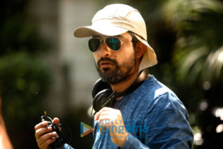 On The Sets Of The Movie Parmanu - The Story of Pokhran