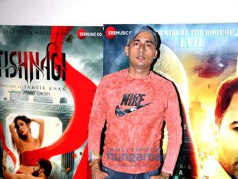 Rajpal Yadav and Aryan Vaid grace the special screening of the film 'Tishnagi'