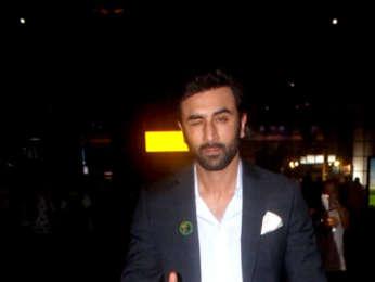 Ranbir Kapoor, Shahid Kapoor, Karan Johar snapped at the airport
