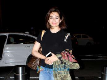 Ranbir Kapoor, Shahid Kapoor and Karan Johar snapped at the airport