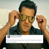 Salman Khan starrer Race 3 trailer gets mercilessly TROLLED by netizens