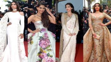 Sonam Kapoor Cannes journey