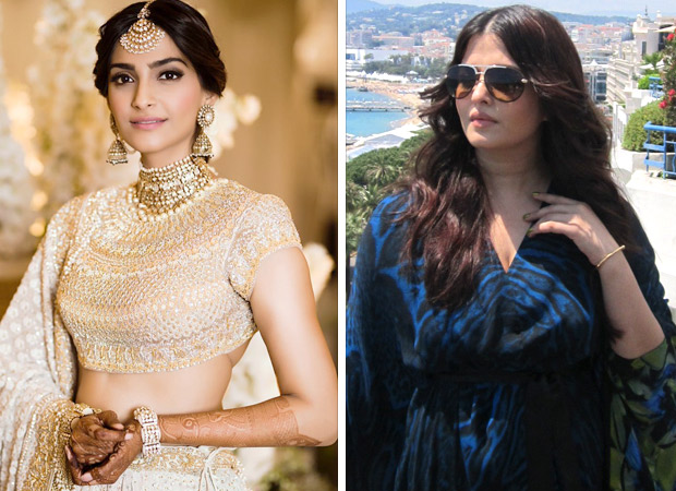 Sonam Kapoor can't wait for Aishwarya Rai Bachchan to KILL IT at the red carpet, welcomes her on Instagram