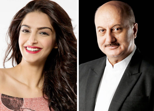 Sonam Kapoor gets a pre-wedding gift hamper from Anupam Kher (see video)