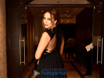 Sonu Sood and Iulia Vantur at Hothur foundation