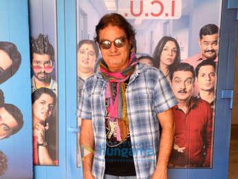 Vinay Pathak, Manoj Pahwa and Harsh Chhaya promote Khajoor Pe Atke