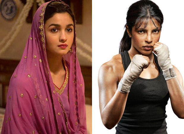 With Raazi, will Alia Bhatt finally beat Priyanka Chopra's long standing record