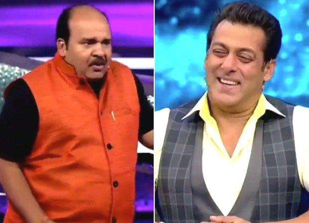 'Dancing Uncle' Sanjeev Shrivastava's killer moves on 'Aap Ke Aa Jane Se' leaves Salman Khan impressed on Dus Ka Dum