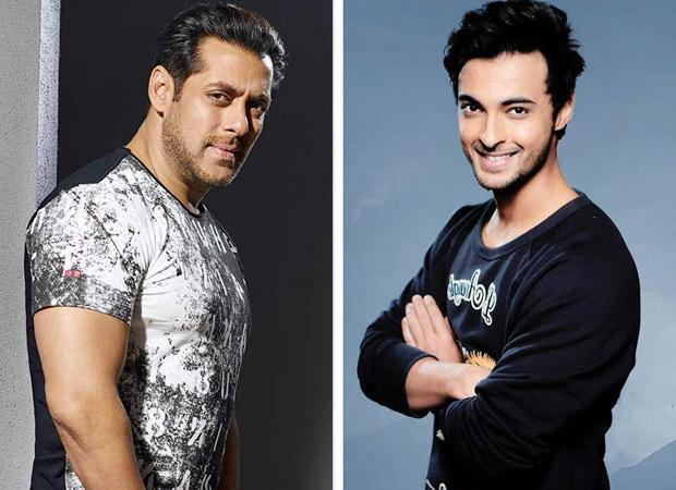 """Salman Khan was a tough taskmaster"" - Aayush Sharma"