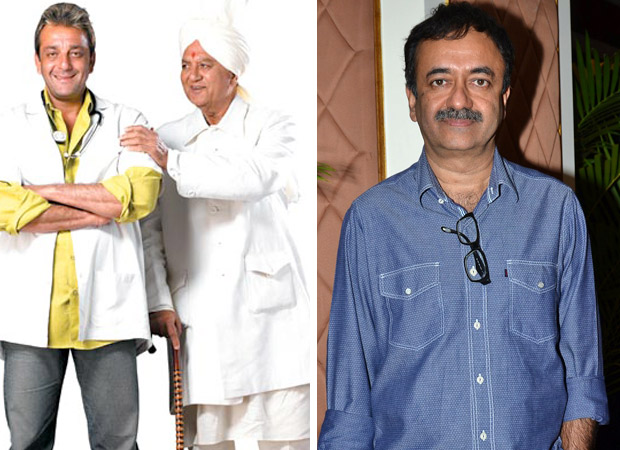 """The reason why Sunil Dutt said yes to Munna Bhai was because he wanted to work with his son"" - Rajkumar Hirani"