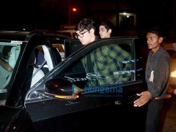 Aarav Kumar spotted at Bastian in Bandra