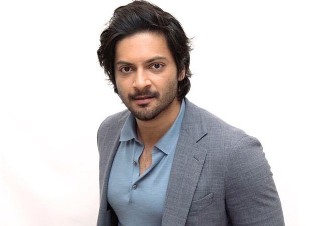 Ali Fazal is home in Lucknow for Eid