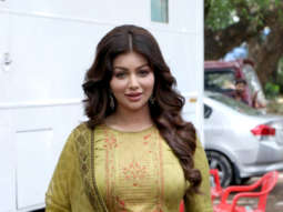Ayesha Takia Azmi snapped on location for a photoshoot at Aarey Colony