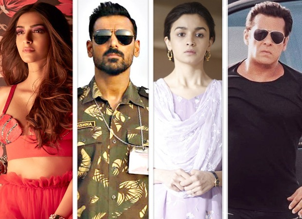 Box Office Veere Di Wedding, Parmanu - The Story of Pokhran, Raazi hang on for another week despite Race 3