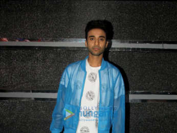 Nawabzaade cast Raghav Juyal, Dharmesh Yelande and Punit Pathak snapped shooting with Madhuri Dixit on the sets of Dance Deewane