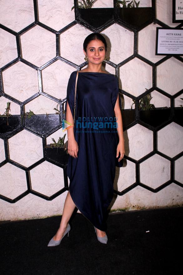 Celebs grace Shweta Tripathi's wedding bash1 (3)