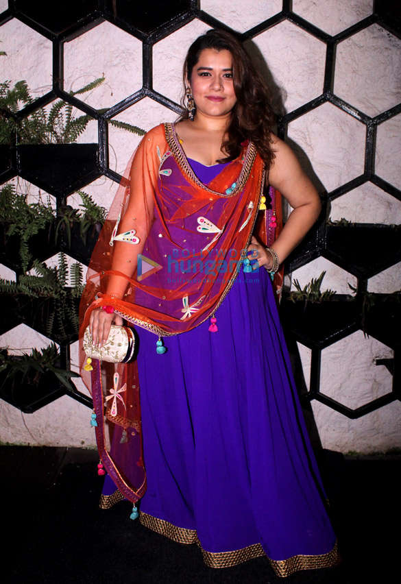 Celebs grace Shweta Tripathi's wedding bash1 (5)