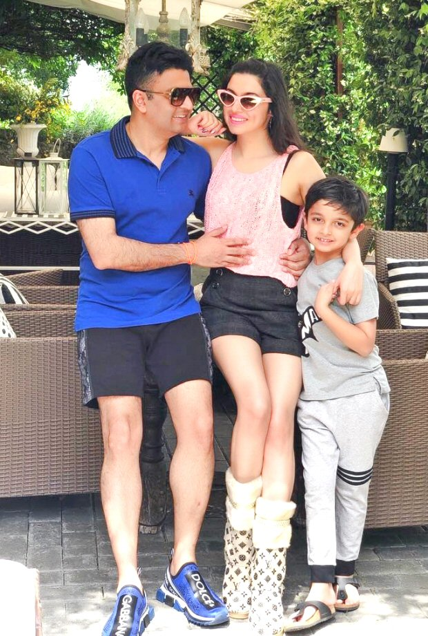Check out Bhushan Kumar and family's Euro trip