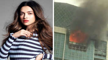 Deepika Padukone's residential building in Prabhadevi catches fire
