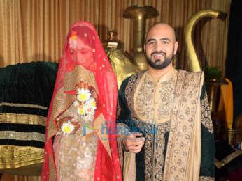 Dia Mirza, Urvashi Rautela and Nagma grace Nawab of Kurnool Adnan Ul
