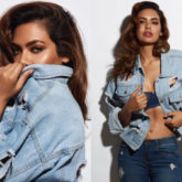 Esha Gupta denim on denim photoshoot (Featured Image)
