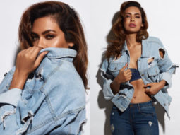 Esha Gupta denim on denim photoshoot (Featured Image)