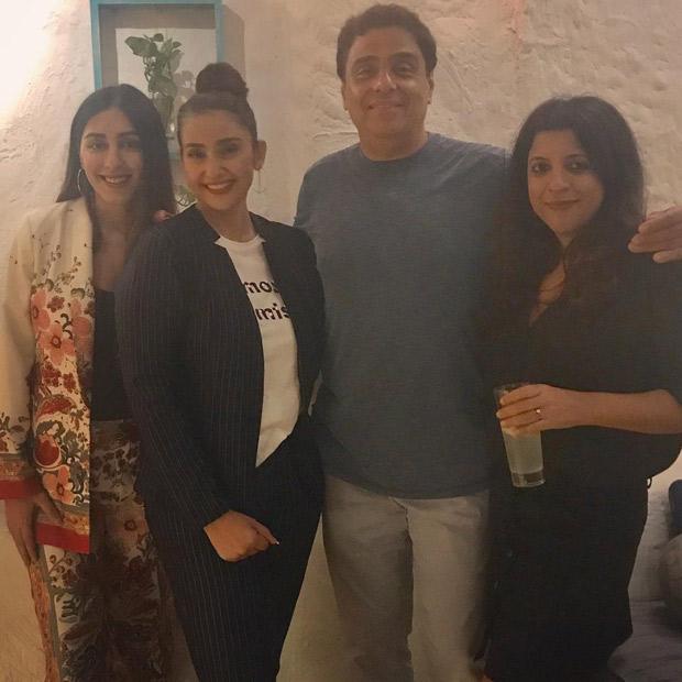 LUST STORIES: Here's how Kiara Advani, Manisha Koirala, Karan Johar and others partied their night away