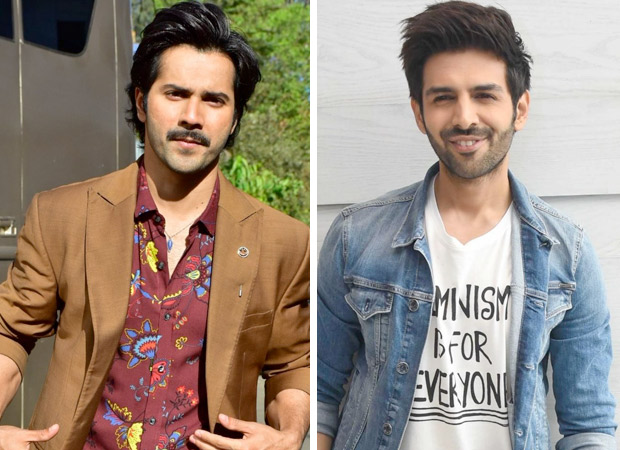IIFA 2018 Oops! Varun Dhawan pokes fun at Kartik Aaryan, sarcastically calls him the 'BIGGEST STAR' (Watch video)