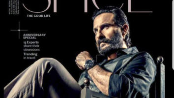 Saif Ali Khan On The Cover Of India Today