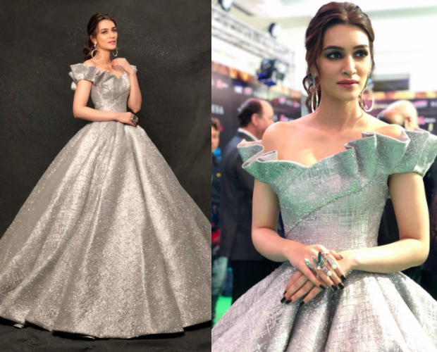 Kriti Sanon IIFA Awards 2018