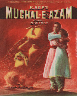 First Look Of The Movie Mughal E Azam