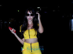 Nora Fatehi snapped out and about in Mumbai