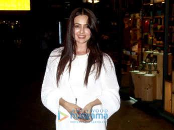 Ranbir Kapoor, Kiara Advani, Huma Qureshi and others snapped at the airport