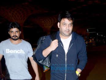 Salman Khan, Jacqueline Fernandez, Janhvi Kapoor, Bipasha Basu and others snapped at the airport