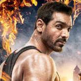 Satyameva Jayate John Abraham looks fierce and intense in this new poster of the film