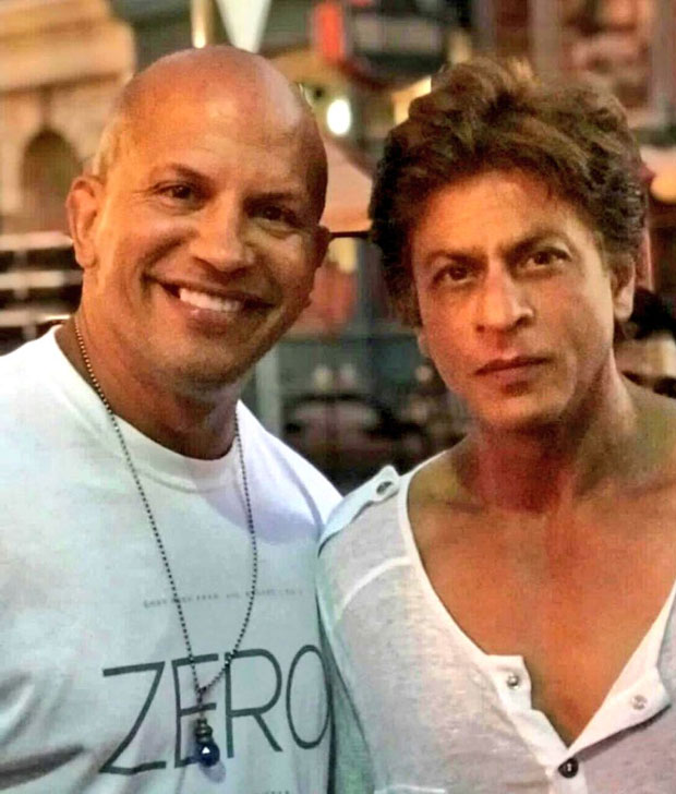 Shah Rukh Khan wraps up shooting for Aanand L Rai's Zero in Orlando