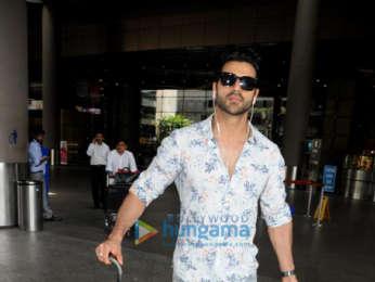 Shraddha Kapoor, Suniel Shetty, Urvashi Rautela and others snapped at the airport
