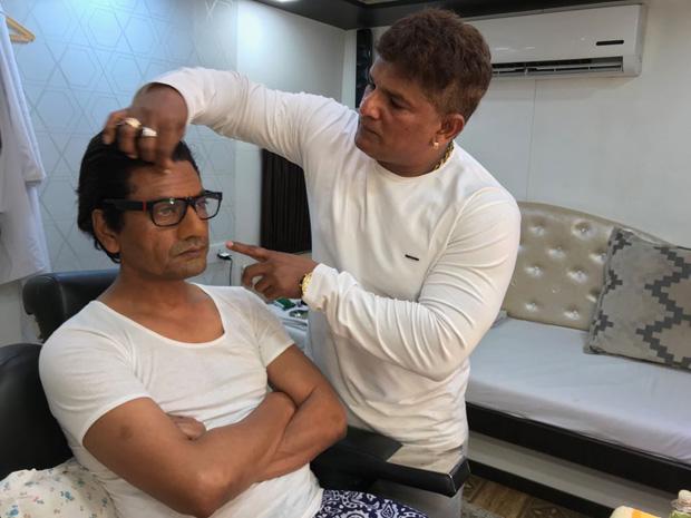 THACKERAY: These pictures SHOW how Nawazuddin Siddiqui TRANSFORMS to Balasaheb Thackeray
