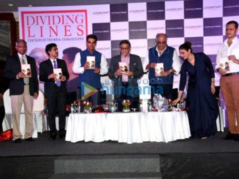 Tabu and Boney Kapoor grace the launch of Dr. K. N. Raghavan's book 'Dividing Lines'
