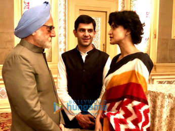 Movie Stills Of The Movie The Accidental Prime Minister