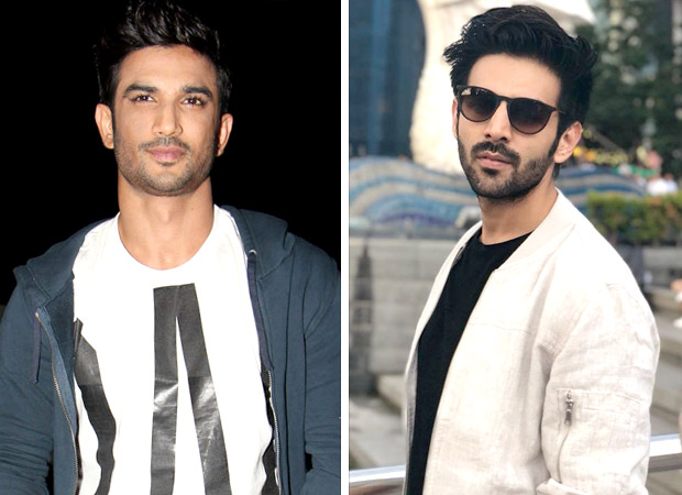 AANKHEN 2 Sushant Singh Rajput and Kartik Aaryan come together for a sequel to the Amitabh Bachchan starrer Aankhen