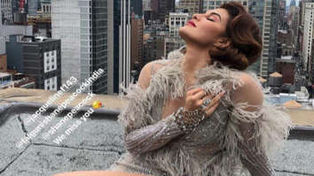 Amidst Dabangg tour, Jacqueline Fernandez does a special photoshoot in New York City