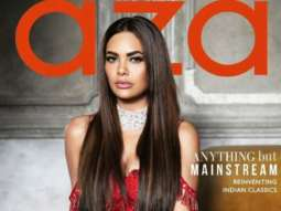 Esha Gupta On The Cover Of Aza