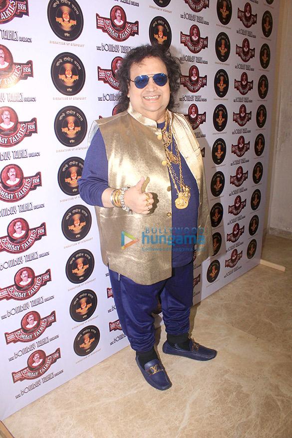 Bappi Lahiri graces the launch of 'Bombay Talkies' music company (3)