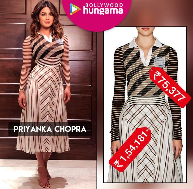 Celebrity Splurges - Priyanka Chopra