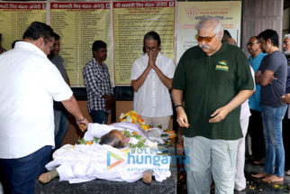 Celebs attend Rita Bhaduri's funeral