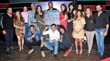 Celebs grace the launch of DJ Sheizwood's single 'Main Husn Hoon'