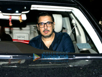Celebs grace the special screening of 'Soorma'