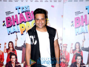Celebs grace the special screening of Teri Bhabhi Hain Pagle